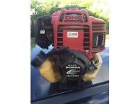 Honda 4 stroke strimmer engine