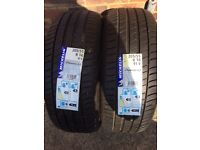 Michelin primacy 3 205/55/16 brand new x2
