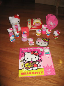 Hello Kitty Glowing Animals Leap Frog House Build & Play Set