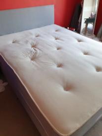 FREE Kingsize pocket sprung mattress 3yrs old