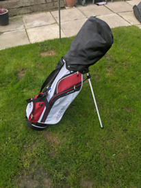 Fazer J Tek 3.0 Junior Golf set