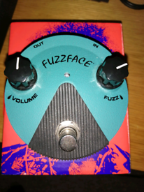Dunlop Hendrix Fuzz Face Mini