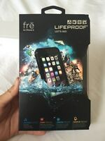 iPhone 6 LIFEPROOF FRE Case - BRAND NEW IN BOX!