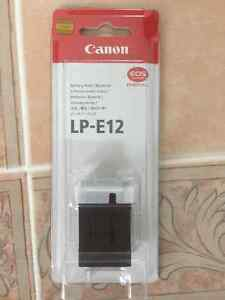 Batterie canon LP-E12