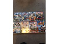 Thomas and friends dvd's