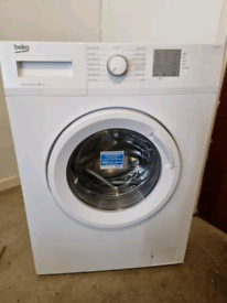 Washer and fridge for sale