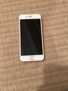 Iphone 6s 32GB white (never used)
