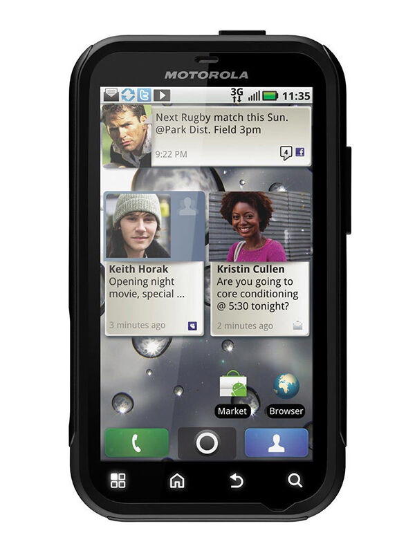 How to Use the Motorola Defy as a Modem