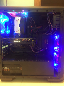 Custom Built Gaming PC 1080p Game Crusher With Extras