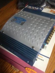 300 watt Jensen amplifier