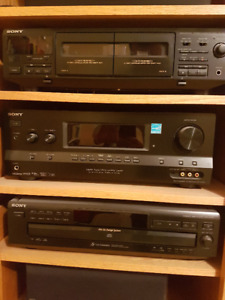 Sony Stereo Component System