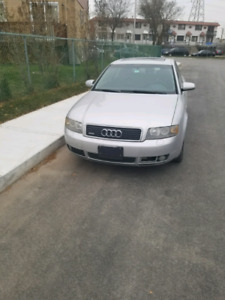 A4 1.8t quattro 6speed manual
