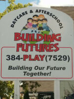 Building Futures - Preschool Registration