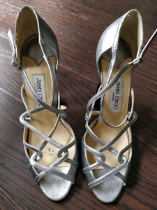 Jimmy Choo high heel sandals - Size 38.5