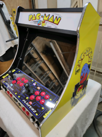2 player bartop arcade machine