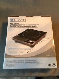 Plaque à induction Eurodib portative, jamais utilisé