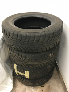 195/65r16 GISLAVED winter tires VW or Honda or +
