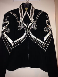 Cassidy's Casuals Western Jackets - Black
