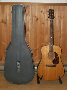 VINTAGE , 1972 MARTIN D - 18 with ORIGINAL CASE