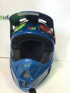 Casque motocross fox v1 race   Teen x small