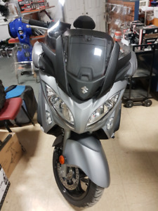 2013 Suzuki Burgman ABS Executive