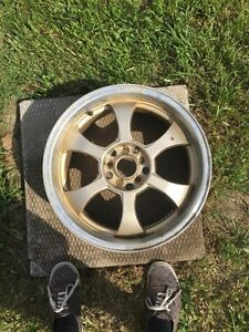 Aftermarket Universal rims $80 obo