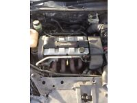 Ford Focus st170 complete engine with all ancillaries ideal for engine conversion