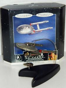 Star Trek Hallmark Keepsake Ornament