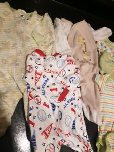 Baby Boy 0-3/NB Clothes