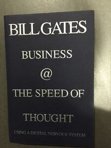 BILL GATES-Business @ the speed of thought