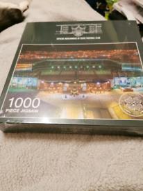 Glasgow Celtic jigsaw 1000 piece