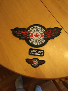 FREE CMC 027 patches