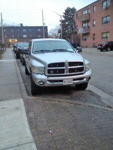 2003 Dodge Ram 2500 4x4 Diesel