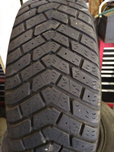 185/65/14 Goodyear Winter Tires