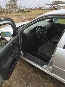 2002 VW Jetta 1.9 tdi