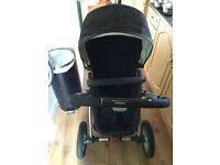 Mothercare my4 pushchair/pram/buggy