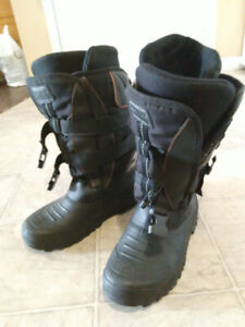 Men's Winter boots in good condition.