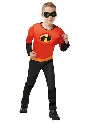 Buch Woche Kinder Incredibles 2 Muskel Brust Top Maskenkostüm