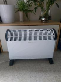 Plug in heater