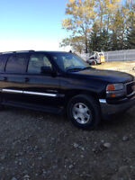 2006 GMC Yukon XL 8 Seater