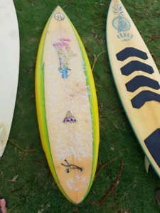 Vintage and retro surfboards for sale