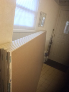 NEW DRYWAL, AND NEW BASEBOARD FOR SALE
