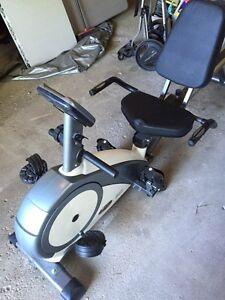 Recumbent Bike / Rower