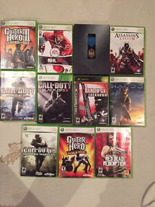 XBOX 360 HDD with controllers, games, and more Kitchener / Waterloo Kitchener Area image 9