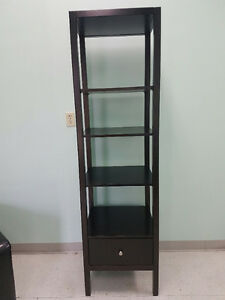 Large Open Shelf - Bookcase & Cube Table (storage)