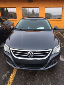 2009 Volkswagen CC Highline Sedan