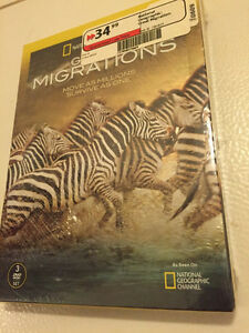 National Geographic: Great Migration DVD