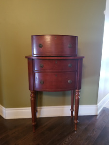 Elegant Solid Wood Dresser For Sale!