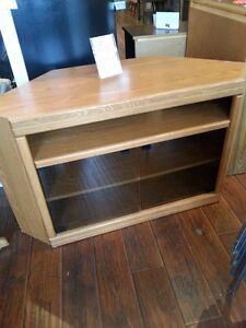 High quality wood tv stand