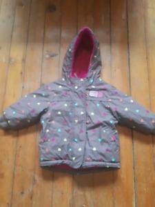 12-18 months winter jacket